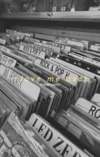Love Me Back   p.jimin   discontinued