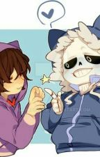 ♥♡♥Sans y Tu ♥♡♥(Undertale) by Creepy_Cleon