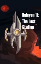 Halcyon 11: The Lost Station by KerbalSpaceNeeerd