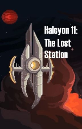 Halcyon 11: The Lost Station by SKMMinecraftian