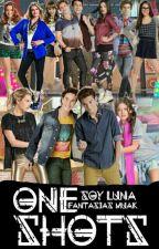 One Shots - Soy Luna - by Fantasias_Muak