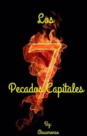 Los 7 Pecados Capitales  by Valeriemonse