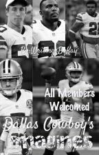 Dallas Cowboys Imagines {DISCONTINUED} by WritingsByKay