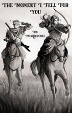 The Moment I Fell For You Genji x Reader by PharaohJill