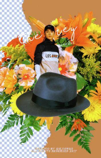 the grey hats // park jinyoung