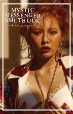Mystic Messenger Smutbook by chansexyeol