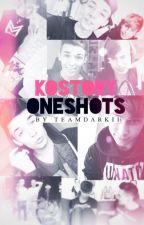 Kostory Oneshots by teamdarkii