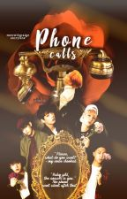 Phone Calls (PJM X READER) ~Book 1~ by meowitspaige14