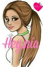 Hey, Nia by VictoriaGJA