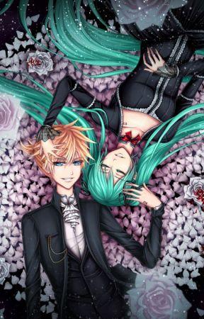 Romeo and Cinderella by allechantee
