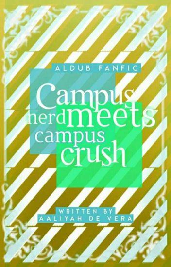 Campus Nerd Meets Campus Crush #CSAwards2017 #AAA2017 #Booksof2k17