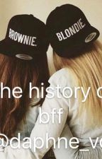 The history of bff by daphne_vd