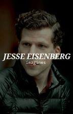 Jesse Eisenberg Imagines by violaeades