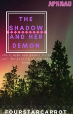 the shadow and her demon (a travis x reader) (#1) by FourStarCarrot