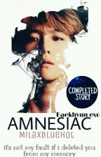 Amnesiac by MilaxBlueHot