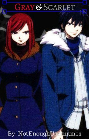 Gray & Scarlet