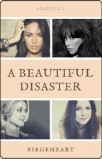 Her Beautiful Disaster (GirlxGirl)(Lesbian Stories) by BiegeHeart