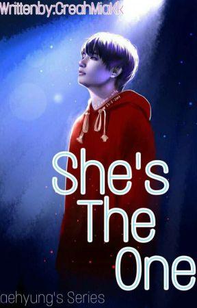 She's the ONE (BTS V SERIES)  by creah-mia_kK