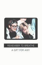 transfic|remember to breathe| hopev by annavyxkookie