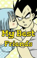 DBZ Couples ~Bulma x Vegeta [My Best Friends]~ by fandbz94