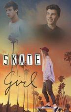 Skate Girl (Shawn Mendes CZ FF) // Pozastaveno  by EllisMendes