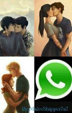 WhatsApp Cazadores de sombras➰ by MalecShipper7u7