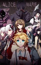 The Dark Wanderland ( Diabolik Lovers Fan Fiction ) by kanata10