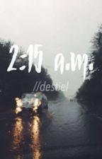 2:15 am//destiel by winchesters_phan