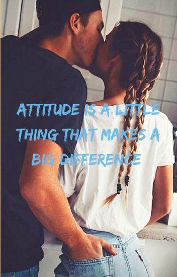 גישה היא דבר קטן שעושה הבדל גדול