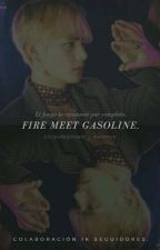 |•Fire Meet Gasoline•| →VHope← by ElculodeJimeno