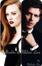 Afrodita & Niklaus love by Nikolaidis_Rose