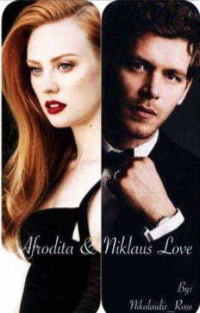 Afrodita & Niklaus love by Nikolaidis_Rose
