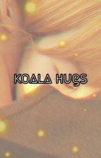 Koala hugs © ➳ Park Jimin by lianadsl