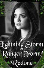 Lightning Storm, Ranger Form by KaraBeckerCutter