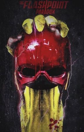 The Flash: Book 8 - The Flashpoint Paradox by Alex_Donovan