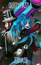 Creepypasta Zodiacs by Sapphire-Princess
