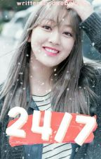24/7 × jjk by seokjinsal-