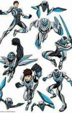 Max steel, Marvel crossover.. by ShadowKnightWarrior