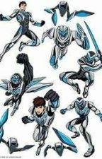 Max steel, Marvel crossover.. (ON hold) by Shadowknightwarrior
