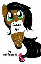 Doodle Art by WolfRaider56
