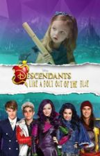 Descendants: Like a Bolt Out of the Blue by Ava__Hart