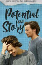 Potential Love Story. Larry Stylinson by DolceHavana