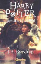 Harry Potter y la piedra filosofal (J.K ROWLING) by JulianOsorioW