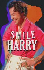 Smile, Harry. by styleskiwicute