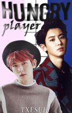 Hungry Player ⇝ Chanbaek by txesuh