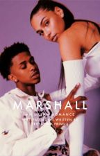 Marshall by TreyonnaPrimus