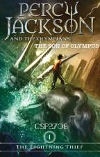 Percy Jackson, the Son of Olympus: The Lightning Thief by CSP2708