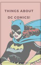Fotos Y Vídeos De Dc comics by Anto_M_M