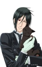 Sebastian x Neko! Reader by DarkRiver626