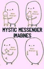 Mystic messenger imagines!⭐️🌸 by mychemicalromance20